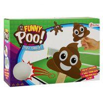 Funny Poo Tafeltennisset