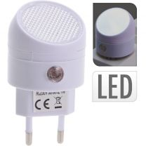 LED-Nachtlamp met Sensor Wit