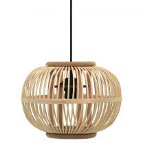 Hanglamp bol 40 W E27 30x22 cm wilgen