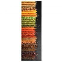 Keukenmat wasbaar Spice 60x180 cm