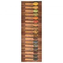 Keukenvloermat wasbaar Spoon 60x180 cm