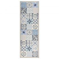 Keukenvloermat wasbaar Mosaic 45x150 cm