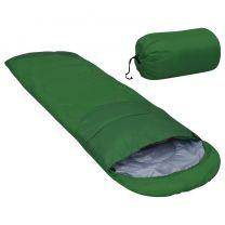 Slaapzak lichtgewicht 15  850 g groen