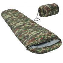 Slaapzak lichtgewicht 15  850 g camouflage