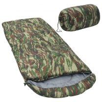 Slaapzak 10  1000 g camouflage