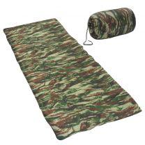 Slaapzak envelop lichtgewicht 10  1100 g camouflage