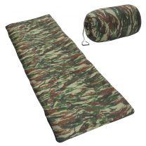 Kinderslaapzak envelop lichtgewicht 15  670 g camouflage