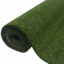 Kunstgras 7/9 mm 0,5x5 m groen