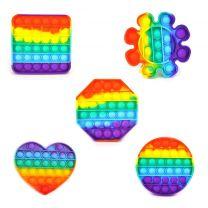 Stress Pop'n Play Rainbow Assorti