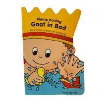Simply for Kids Kartonboek Kleine Koning Gaat in Bad