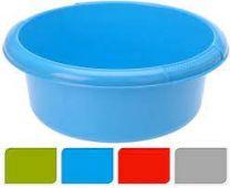 Afwasbak rond blauw