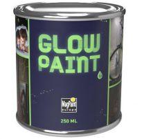 Glow in the dark Verf Glowpaint 250mL