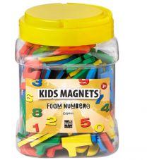 Magneet cijfers - set van 100 cijfers