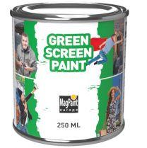 Greenscreen verf kleur groen 250mL