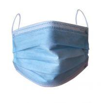 Mondkapje / Gezichtsmasker 3-laags Hypoallergeen Non-Woven Doos van 50 Stuks
