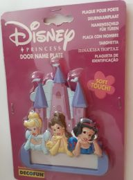 Deur naambordje Disney Princess