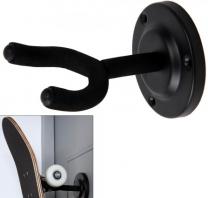 Muurbeugel voor skateboard, longboard of gitaar