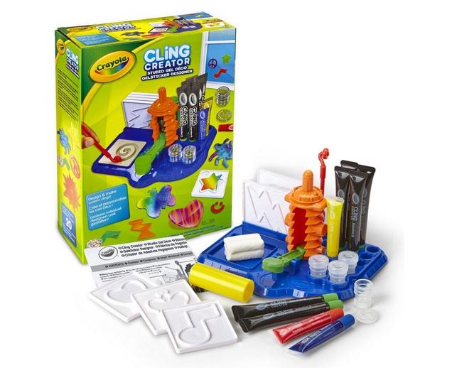 Crayola Knutselmachine - Gelsticker Designer
